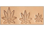 3 Piece Hemp Stamp Set