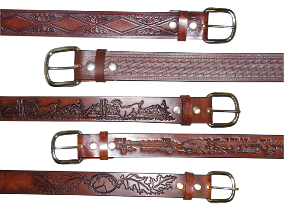 1 1 2 Quot Finished Embossed Name Belt Blank Xxl