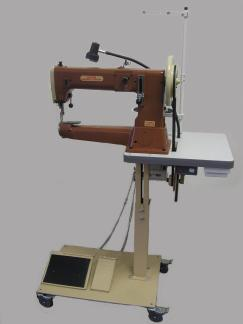 heavy leather sewing machine