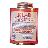 Xl 8 Cement 8 Oz A91688