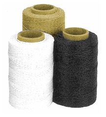 3 Cord Twisted Waxed Nylon Thread