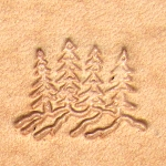 Pine Trees Craftool Stamp