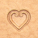 Heart Craftool Stamp