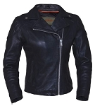 Ladies Premium Soft Cowhide Cruiser Jacket - MN6568