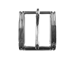 28mm Nickel Plated Diecast Buckle - B10733NP