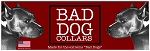 Bad Dog Collar & Leash Display #DBDE-1