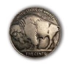 Buffalo Nickle - CH709302