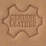 Genuine Leather Craftool Stamp - E605