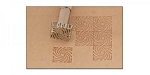 Swirl Craftool Stamp - K135