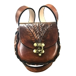 Child's Handbag with Wheat Design - ML012WH