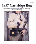 1857 Cartridge Box Pattern Pack - P600061