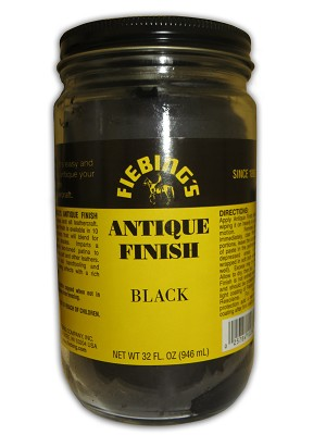 Fiebing's Antique Paste Finish (1 Quart) - C250032