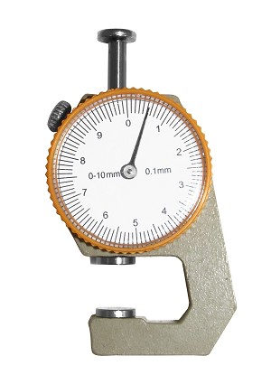 Pocket Leather Thickness Gauge - LG5174