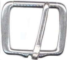 "2"" Cast Stainless Steel Roller Buckle - B05032SS"