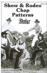 Show Chap and Rodeo Chap Patterns - P62665