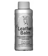Zack's Leather Balm & Conditioner 4oz