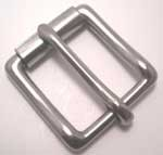 "1 1/4"" Stainless Steel Square Roller Buckle - B4920SS"