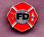 Fire Department Snap Set - B00996