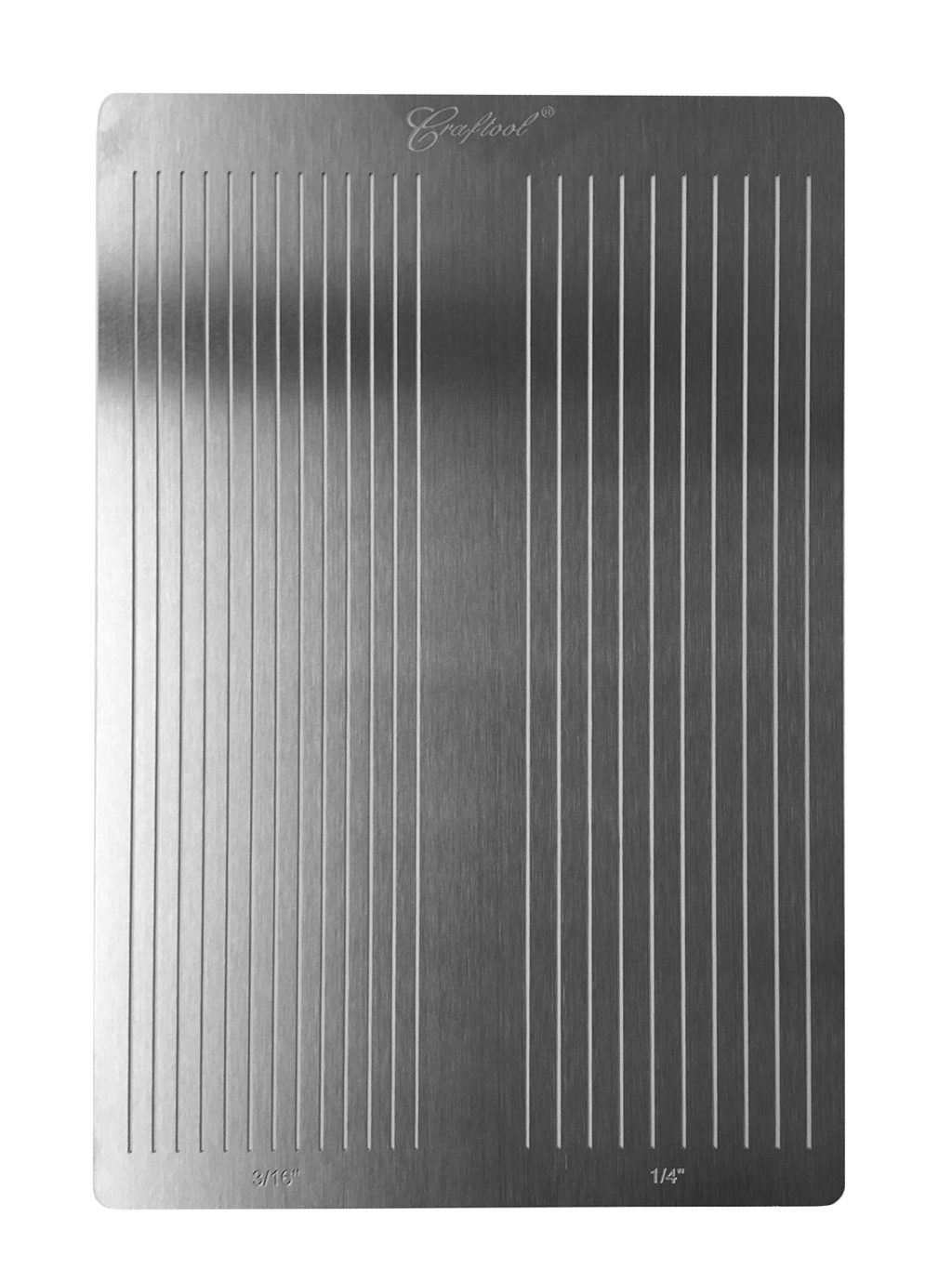 Stainless Steel Fringe Template - 360450