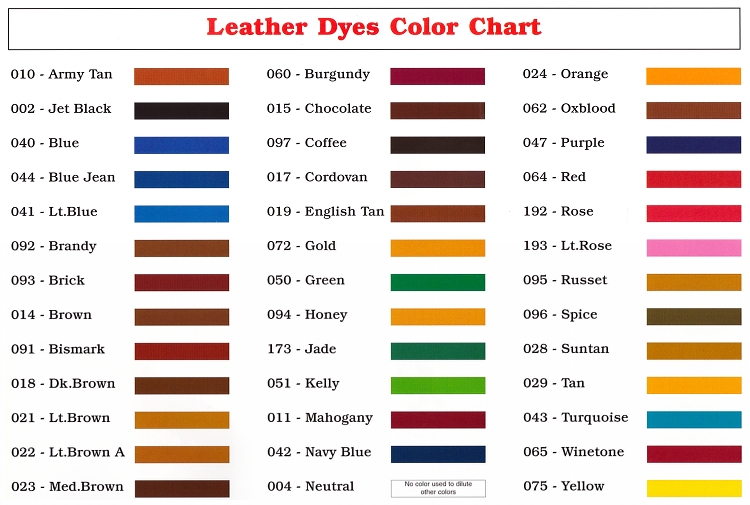 Can I Dye Leather Shoes At Home