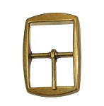 1 1/4'' Dull Antique Brass with Center Bar - B102620DAB