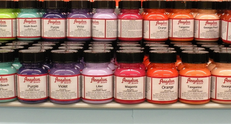 Angelus Acrylic Leather Paint ( 1 oz ) - CA720