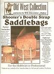 Double Strap Saddle Bag Pattern   by Will Ghormley   /P601507