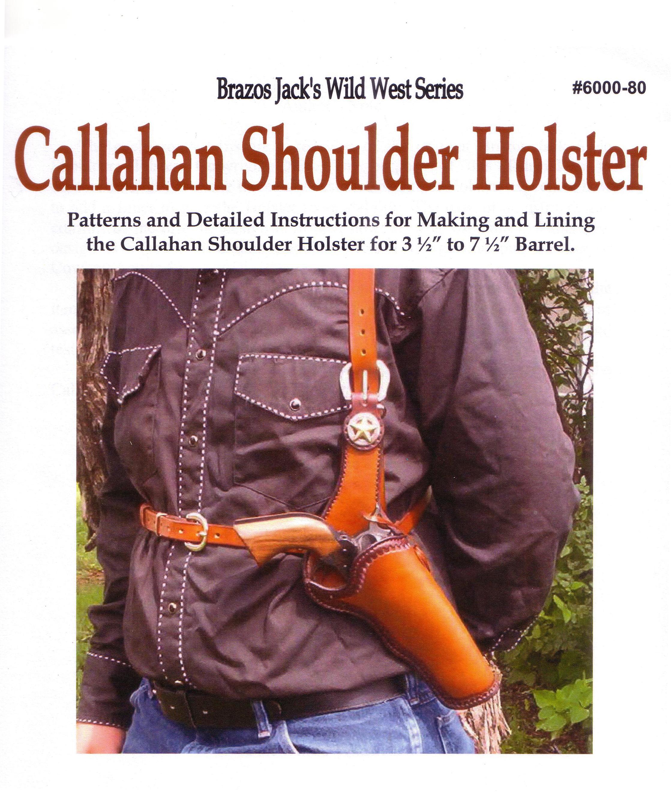 Shoulder Holster Pattern Awesome Decorating Design