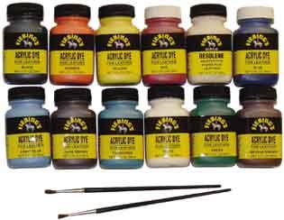 Fiebing's Acrylic Dye Pack (2 oz) - C2399