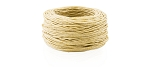 30 YD ROLL FINE WAXED POLYESTER THREAD, NATURAL