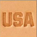 USA Medium 3-D Stamp