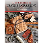 Get Started in Leather Crafting Book - B6033