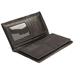 PREMIUM SLIM CLUTCH PURSE LINER-BLACK