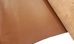 Brown Spring Fashion Leather