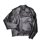 Classic Motorcycle Jacket (Size 36 thru 52) - MC8001