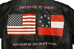 Southern Heritage Bomber Jacket (Black) - MC8039