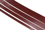 8/9 Relaxed Mahogany Water Buffalo Strips - LS1042RM