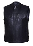 Mens Conceal Carry Club Vest (Sizes S - 7X) - MC6655
