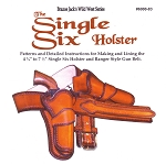 Single Six Holster Pattern Pack - P600083
