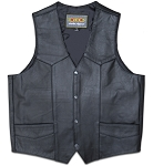 Premium ZWL Basic Top Grain Vest - MC0604