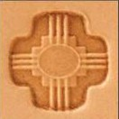 VISTA Medium 3-D Stamp