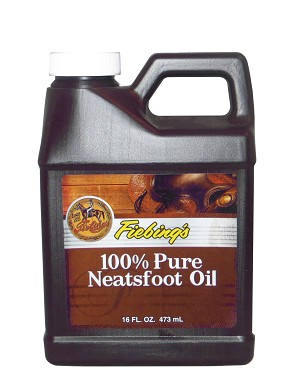 100% Pure Neatsfoot Oil (1-pint) - C234016