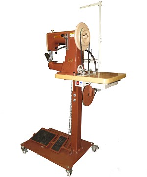 Standard Package Cobra Class 4 Heavy Duty Leather Sewing Machine - COB4000S