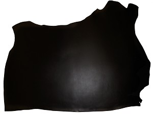 9/10 Ounce Drum Dyed Black Culattas - Z1079DDCT