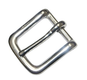 "1"" Stainless Steel Bridle Buckle - B1216SS"