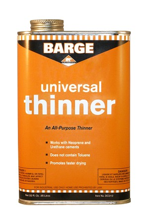 Barge Universal Thinner (1-Quart) - A921032