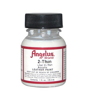 Angelus Thinner for Leather Paint  ( 1 oz ) - CA7202T