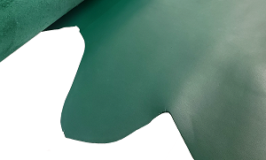 Green Spring Fashion Leather