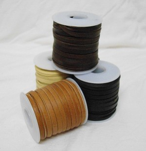 Deer Skin Lace (3/16 in.spool) - LL5071