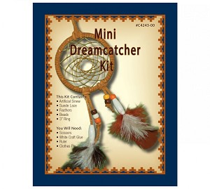 Mini Dream Catcher Kit - K424300